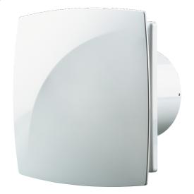Вентилятор Blauberg Moon 100 энергосберегающий осевой 85 м3/ч 160х160 мм белый