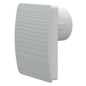 Вентилятор ВЕНТС Стайл 100 энергосберегающий осевой 97 м3/ч 175х221 мм белый