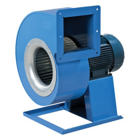 Вентилятор ВЕНТС ВЦУН 280х127-1,5-6 ПР промышленный центробежный 3450 м3/ч 483х626х503 мм синий