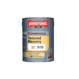 Фасадная краска Johnstones Stormshield Textured Masonry 5 л