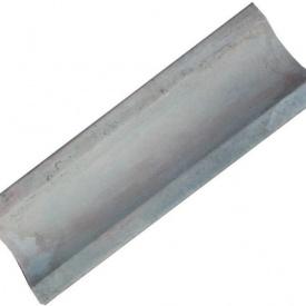 Бетонный водосток МикаБет 100х15,5х6 см серый