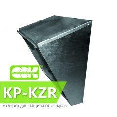 KP-KZR козырек для защиты от осадков