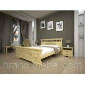 Деревянная кровать ТИС Атлант 23 бук 180х200