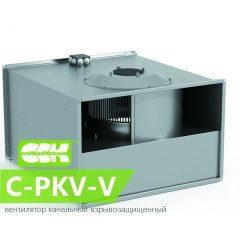 C-PKV-V вентилятор канальный взрывобезопасный