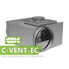 C-VENT-EC канальный вентилятор с EC-двигателем