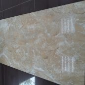 Керамогранитная напольная плитка под мрамор АТЕМ Belek BC 1200х600х9,5 мм