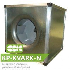 KP-KVARK-N вентилятор канальный квадратный каркасно-панельный