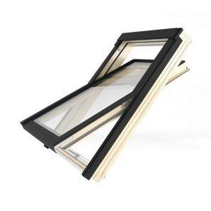 Мансардне вікно FAKRO FTP-V U3 Z-Wave 134x98 см