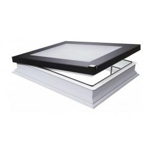 Вікно для плоского даху FAKRO DEF DU6 80x80 см