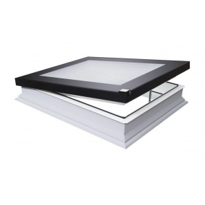 Вікно для плоского даху FAKRO DEF DU8 90x90 см