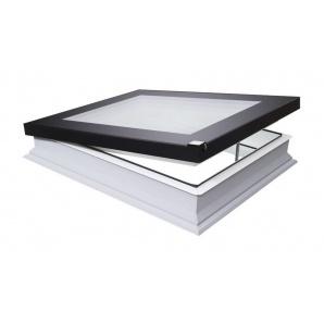 Вікно для плоского даху FAKRO DEF DU8 100x100 см