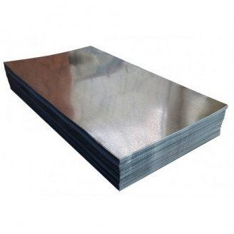 Плоский лист Еврокровля 2000/1250 мм 0,45 мм РЕ (Китай)