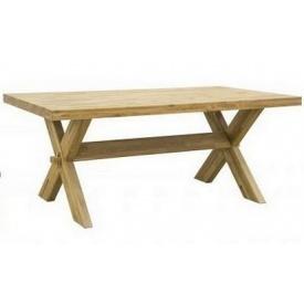 Стол Троя Мебель-Сервис 75х100х180 дуб натуральный