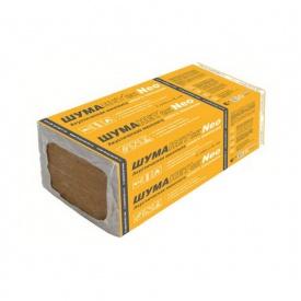 Минеральная вата Акустик Групп Шуманет-СК Neo 30 кг/м3 10 шт 7,5 м2 1250х600х50 мм