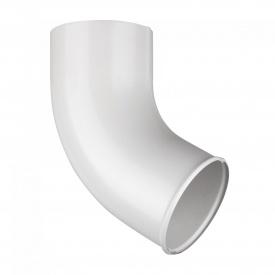 Зливне коліно Акведук Преміум 100 мм білий RAL 9010