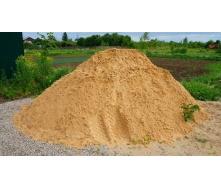 Строительный песок 5 мм