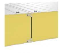 Сендвіч-панель Прушиньскі PIRTECH Standart ST стінова 1169х120 мм