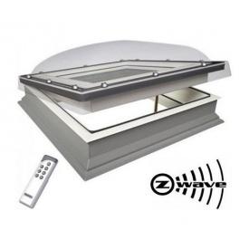 Окно для плоских крыш FAKRO DEC-C U8 90х90 см