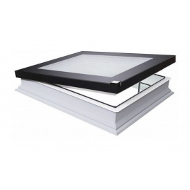 Окно для плоской крыши FAKRO DMF DU6 60x60 см