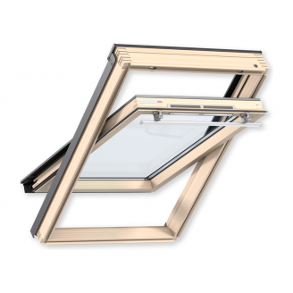 Мансардное окно VELUX OPTIMA Комфорт GLR 3073 PR06 деревянное 940х1180 мм