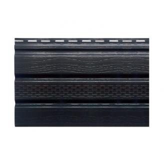 Софит Альта-Профиль с перфорацией 3000х230 мм графит