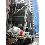 Міксер-бетононасос з подачею бетону 24 м