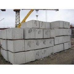 Фундаментні блоки, фундаменти