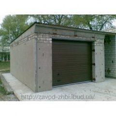 Будівництво гаражів