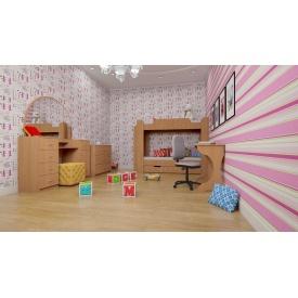 Мебель для детской Компанит комплект №8 дсп бук
