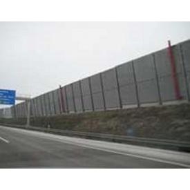 Цементно-стружечная плита 3200х1200х20 мм для изготовления шумозащитных экранов на улицах