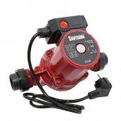 Циркуляционный насос для отопления SUNTERMO 25-40-130 + гайки + кабель с вилкой