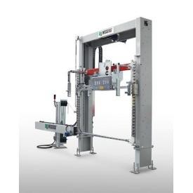 Вертикальная автоматическая обвязочная машина VR80 Messersi