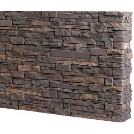 Плитка бетонна Einhorn під декоративний камінь Небуг-113 Кутова 95х25х10 мм