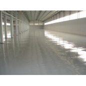 Влаштування тонкошарового бетонного покриття