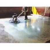 Шлифовка промышленного бетонного пола