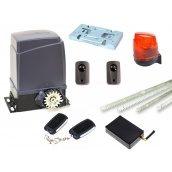 Комплект автоматики для откатных ворот Miller Technics 1000 LUX