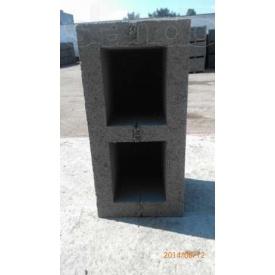 Шлакоблок Ореол-1 М50 стеновой 390х190х188 мм