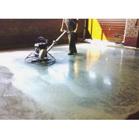 Шліфування промислової бетонної підлоги