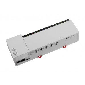 Елемент управління теплою підлогою Kermi x-net 4-канальний бездротовий 24 В