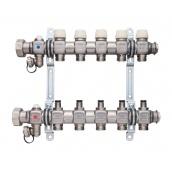 """Распределительный коллектор Kermi x-net Standard-3 FBH 5/4"""" для теплого пола 260 мм"""