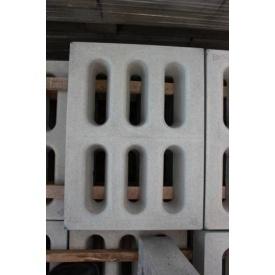 Решітка МикаБет ЕКО газонна для водостоків армована 41х31х8 см