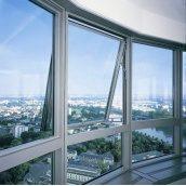 Алюмінієве вікно Rescara