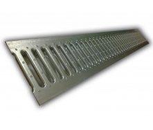 Решётка стальная штампованная к лоткам 100 (без отверстий)