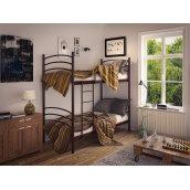 Двухъярусная кровать Tenero Маранта 800х1900 мм коричневая