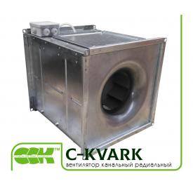 Канальный центробежный вентилятор квадратный C-KVARK-35-35-2-220