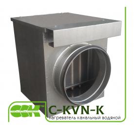 Воздухонагреватель водяний канальний C-KVN-K-250