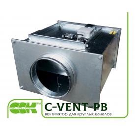 Вентилятор с назад загнутыми лопатками для круглых каналов C-VENT-PB-150A-4-220