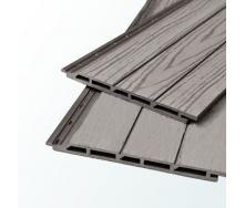 Фасадна дошка з текстурою дерева TardeX 191х16х2200 мм графіт