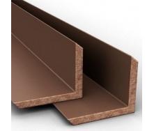 Уголок Woodplast Legro 50х45х2200 мм
