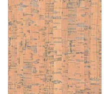 Настенная пробка Wicanders Dekwall Ambiance Bamboo Cinnamon 600х300х3 мм